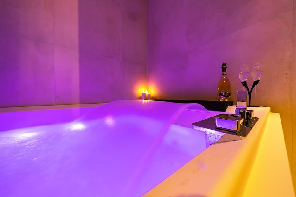 Studio-suite - boblebad - Privat spabad