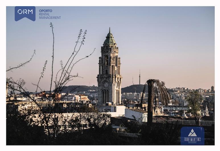 ORM - Almada Terrace Apartment, Porto, Apartmán s panoramatickým výhľadom, 1 spálňa, terasa, Výhľad na mesto