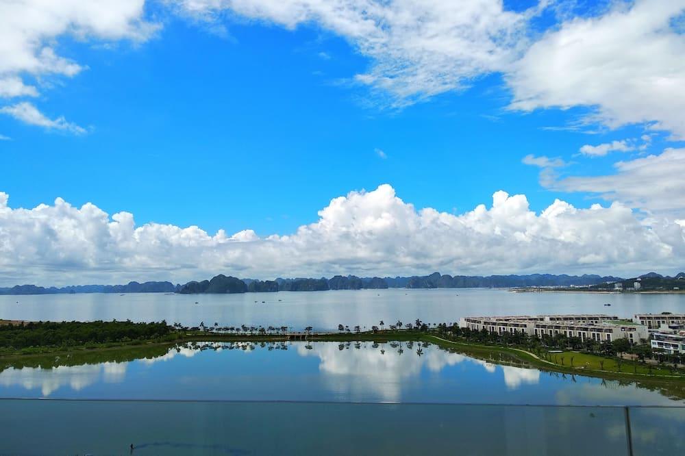 Dzīvokļnumurs - Skats uz ezeru