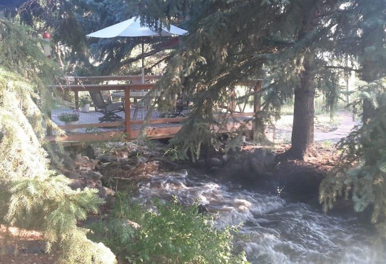Creek Side Bed and Breakfast, Cedaredge, Terrazza/Patio