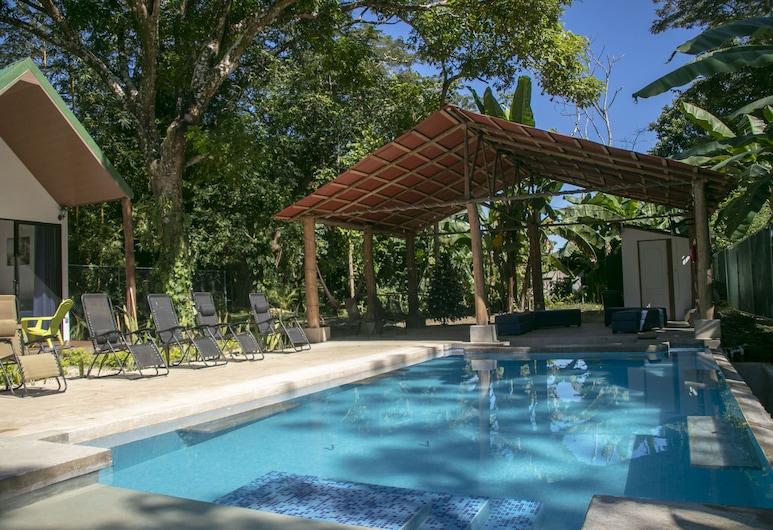 Villas Cabuya Beach & Forest, Cobano, Outdoor Pool