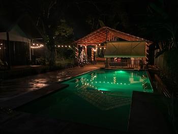 高班盧卡布亞別墅海灘和森林酒店的圖片