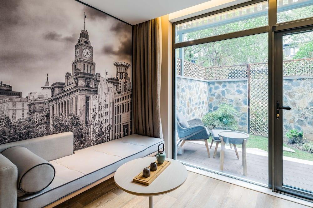 Premier Room - Living Area