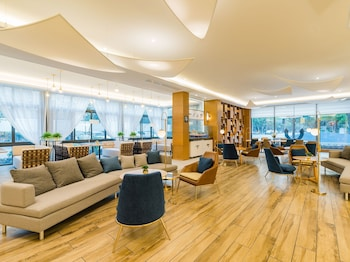 南京、アトゥール ホテル 馬群 南京 (南京馬群亞朵酒店)の写真