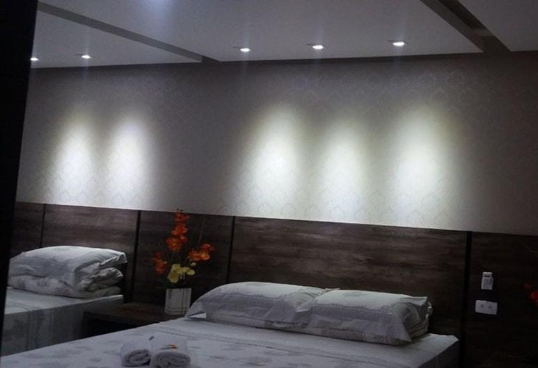 Vitor Hotel II, ชาปาเดา ดู เซอู, ห้องสแตนดาร์ด, ห้องพัก