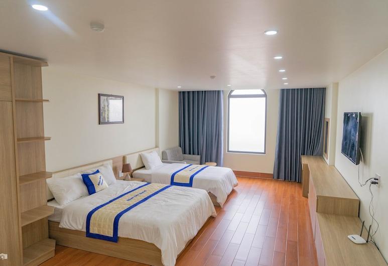 Blue Sea Hotel & Apartments, Hai Phong, Family Studio, Guest Room