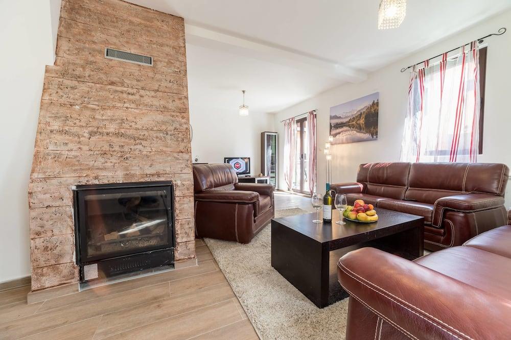 Villa (1) - Living Area