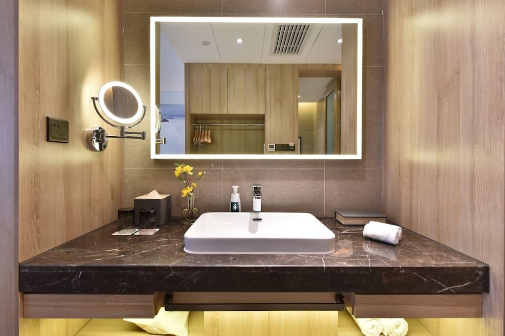 Quarto - Lavatório na Casa de Banho