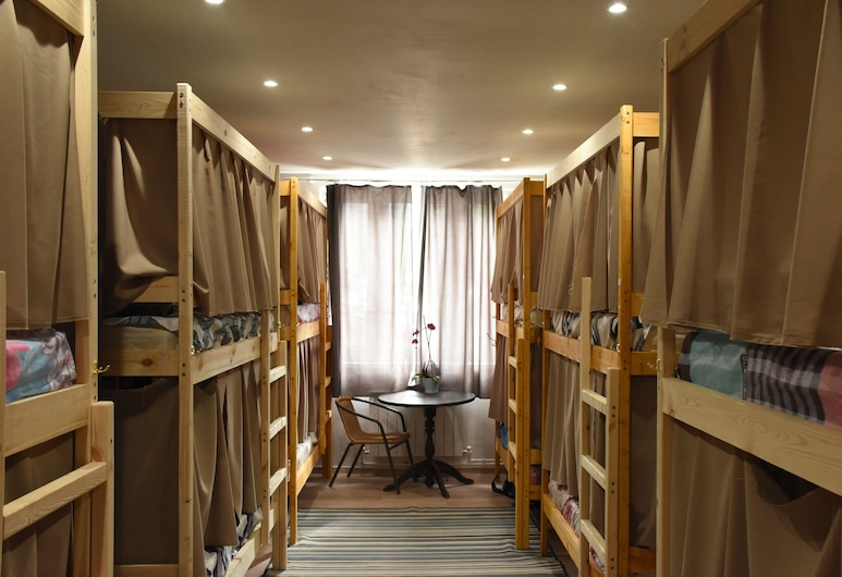 Novie Cheremushki - Hostel, Moscow, Shared Dormitory, Men only (Bed in 10-beds dormitory 2.2), Guest Room