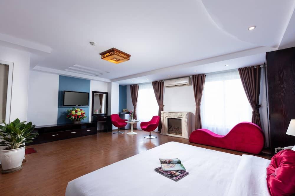 Executive Στούντιο-Σουίτα - Δωμάτιο επισκεπτών