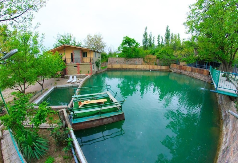 Amiran`s Lake, Tiflis