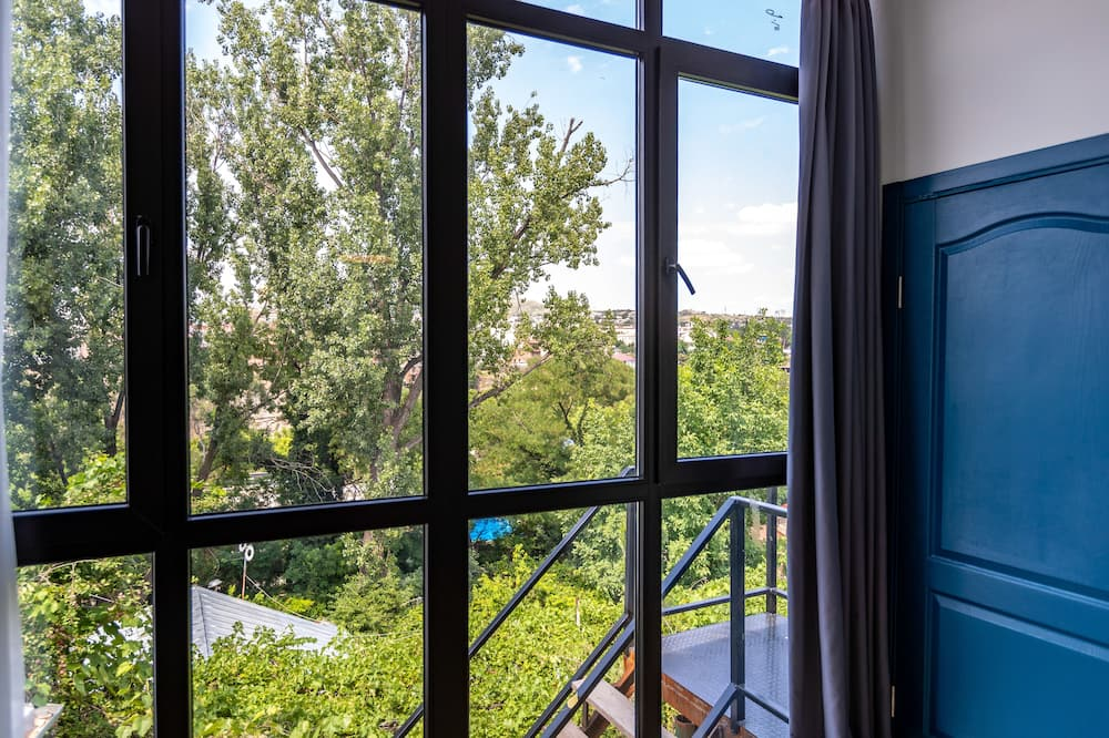 Panoramic Double Room - City View
