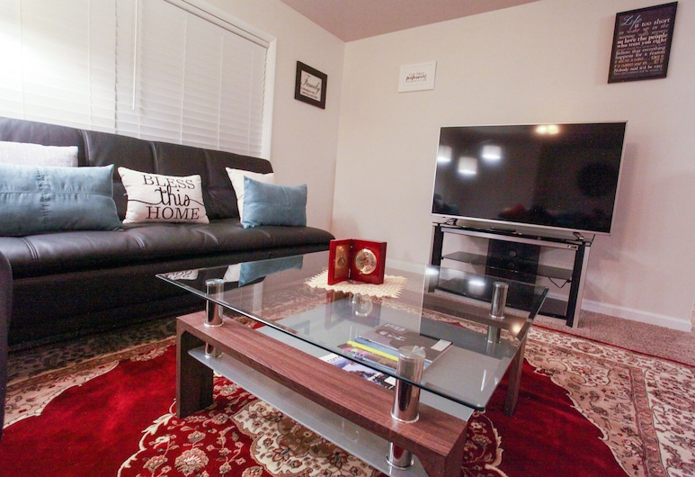 Kingston East, Рексбург, Апартаменти бізнес-класу, 2 спальні, кухня (The Diamond), Житлова площа