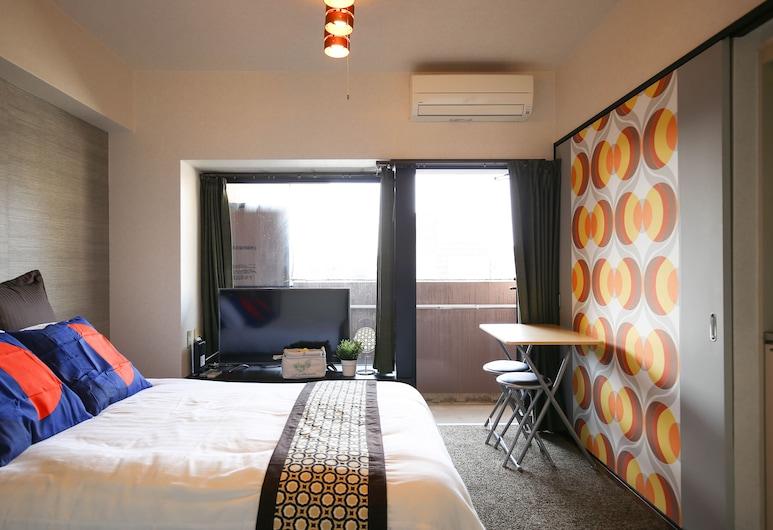 Sumiyoshi apartment, 福岡市, デラックス ダブルルーム, 部屋