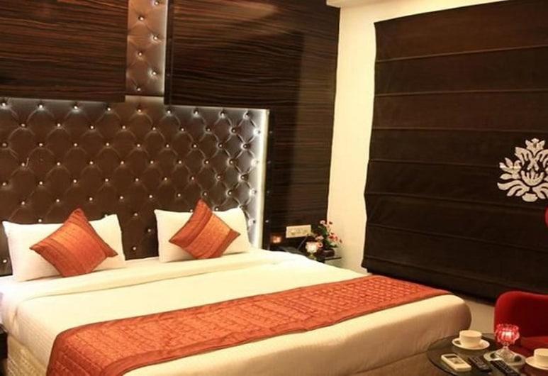 Hotel Gold Souk, Yeni Delhi, Deluxe İki Ayrı Yataklı Oda, Oda