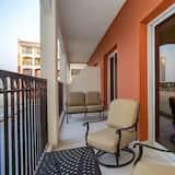 Deluxe Apartment, 2 Bedrooms, Balcony - Balcony