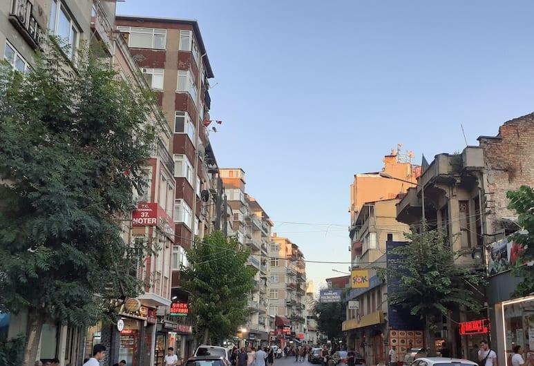 Cesme Apart Kumkapı, Istanbul, Utvendig