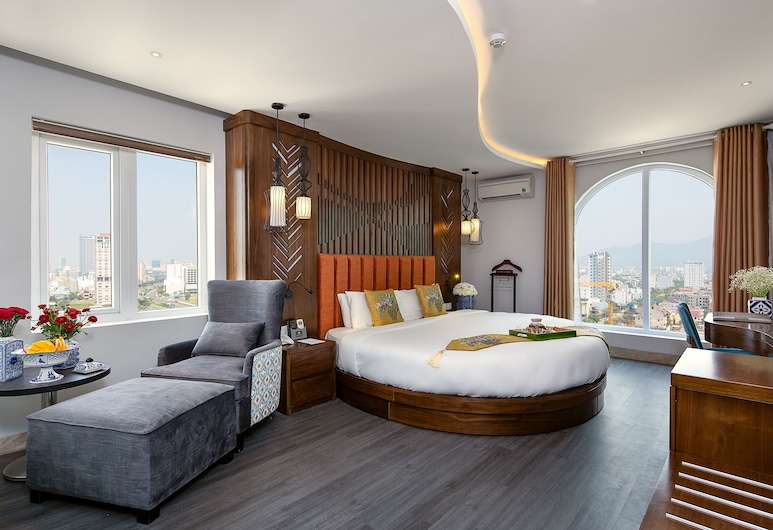 帕茲海洋 SPA 酒店, 峴港, Grand Suite - 60 Mins Body Massage, 客房