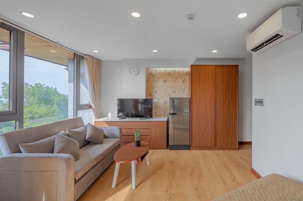 豪華開放式客房 - 客廳