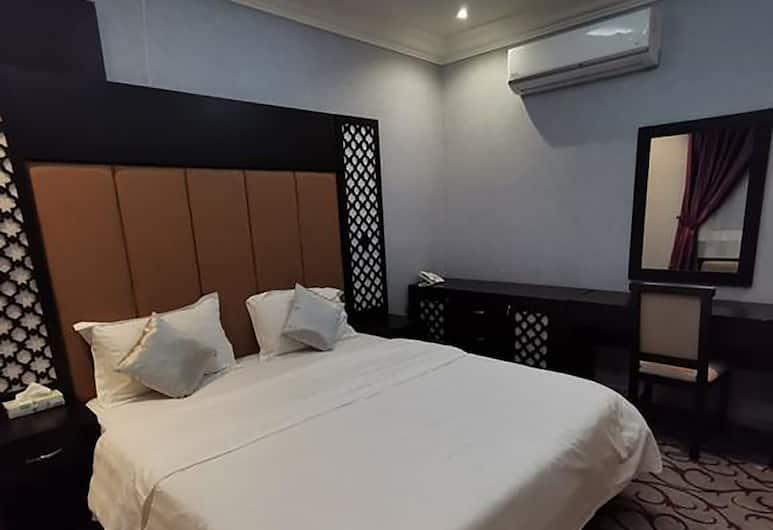 El Mashaal el momayza for hotel suites, Jeddah, Lägenhet Standard, Rum