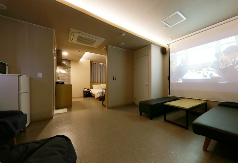 A7 Hotel, Suwon, Deluxe Double Room, Room
