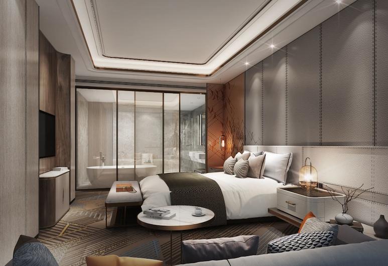 The Qube Hotel Shanghai North Hongqiao, Shanghai, Executive Suite, Guest Room