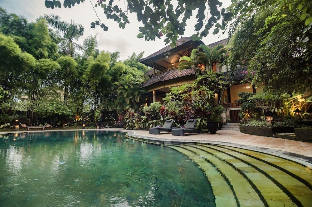 Villa familiar - Piscina privada