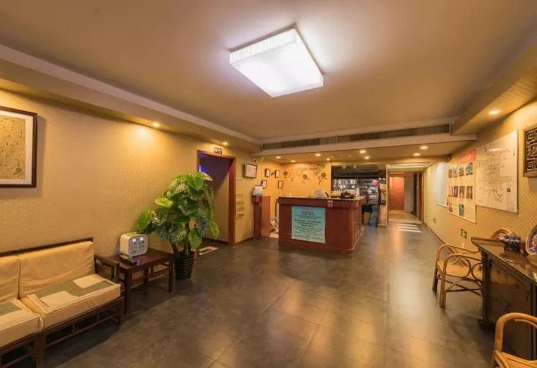 Happy Dragon RJ Brown Hotel, Beijing, Lobby Sitting Area