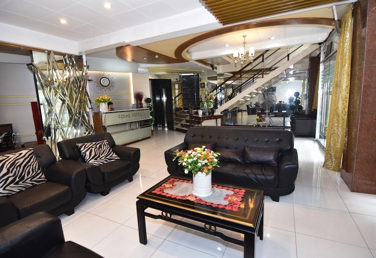 โรงแรมคอสโม เอสปานา ใกล้ยูเอสที, มะนิลา
