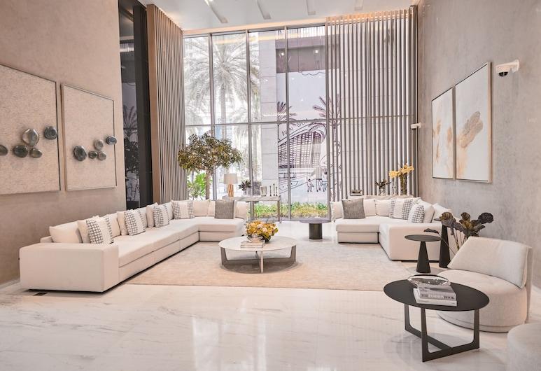 Fantastay Blvd Crescent, Dubai, Lobby Sitting Area