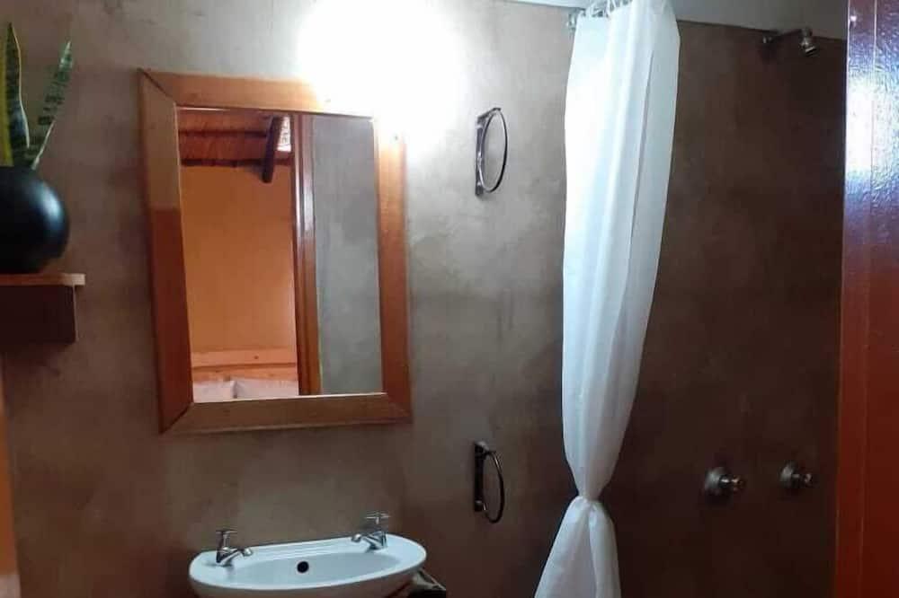 Family Chalet - Bathroom
