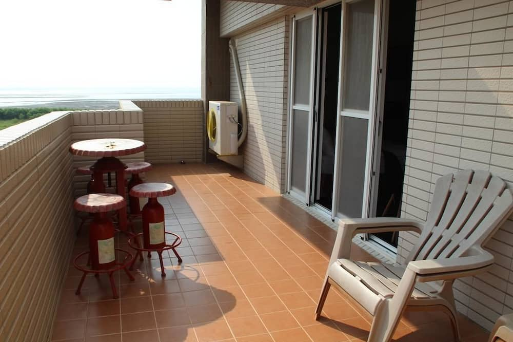Habitación, vista al mar (6 PAX) - Balcón