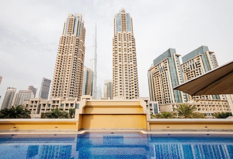 FantaStay Claren Tower 2, Dubajus, Išorė