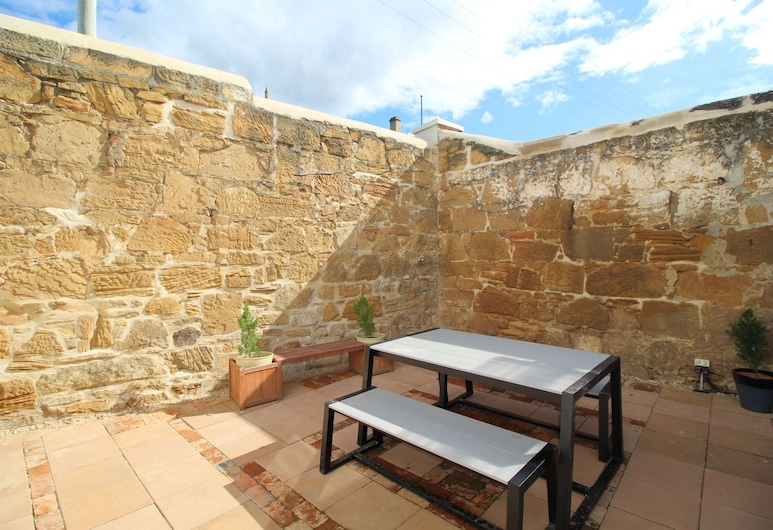 Trinity Hill Apartments, Hobart, Apartment 1 Ground Floor Two Bedroom, Terrace/Patio