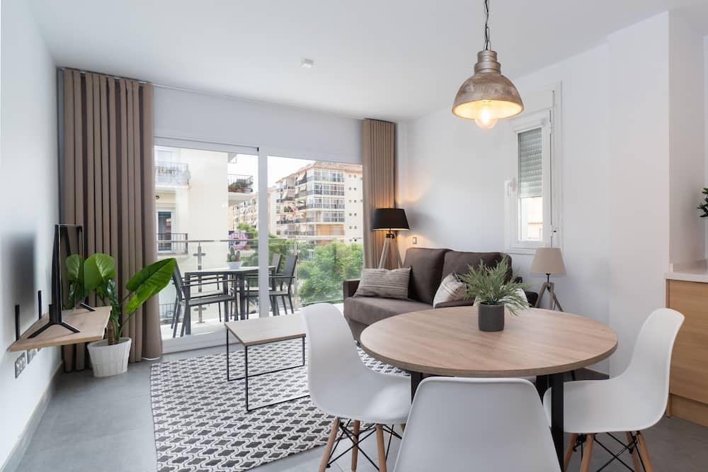 Lägenhet Classic - 2 sovrum - Vardagsrum