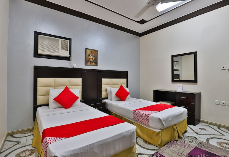 OYO 278 Taj Shaba Furnished Units, Jeddah, Külaliskorter, 3 magamistoaga, Tuba