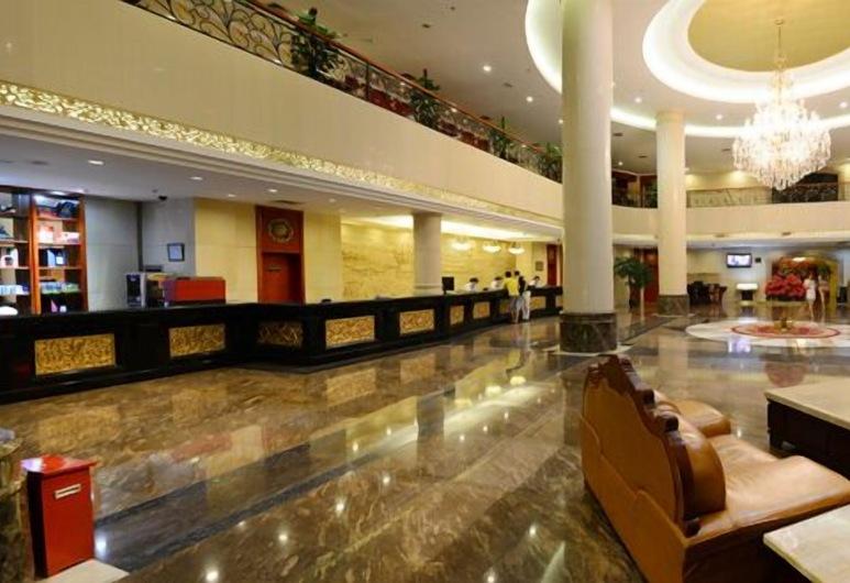 사우스 퍼시픽 인터내셔널 호텔, 베이하이, 로비