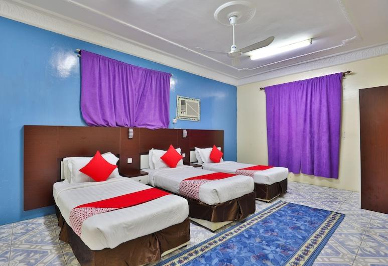 OYO 285 Masharef Furnished Units In, Taif, Apartmán, 3 ložnice, Pokoj