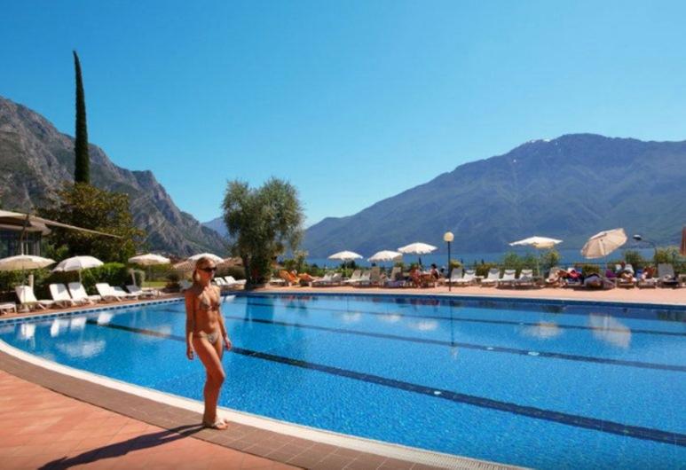Hotel Saturno, Limone sul Garda, Outdoor Pool