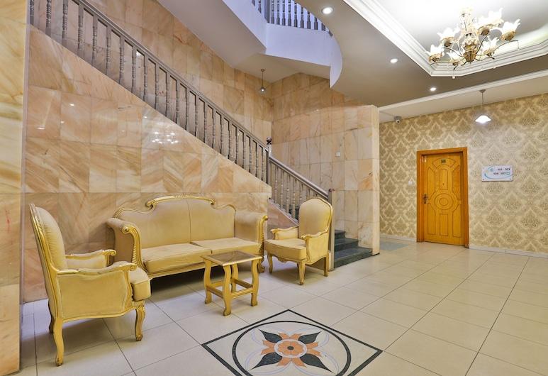 OYO 279 Al Jawahara, Taif, Lobby Sitting Area