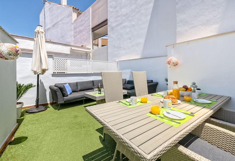 Solaga - Hanna, Málaga, Apartment, 2 Bedrooms, Terrace/Patio