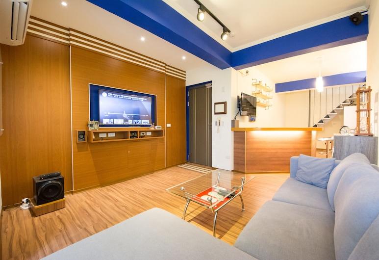 Winter Secret Place, Đài Nam, Phòng 4 cơ bản, Khu phòng khách