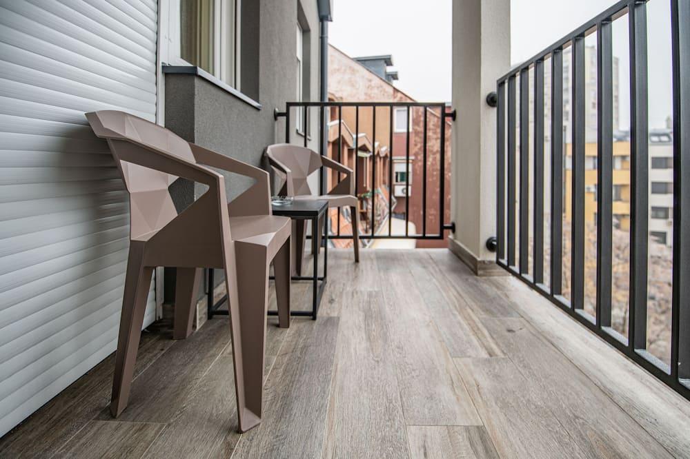 Appartamento, 2 camere da letto (22) - Balcone