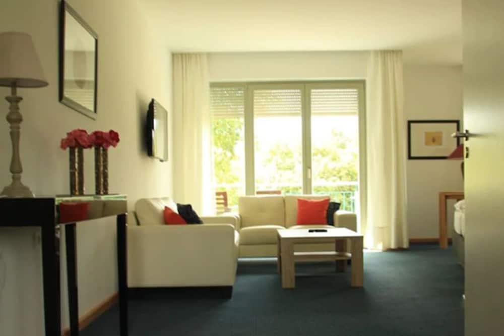 Chambre Simple - Coin séjour