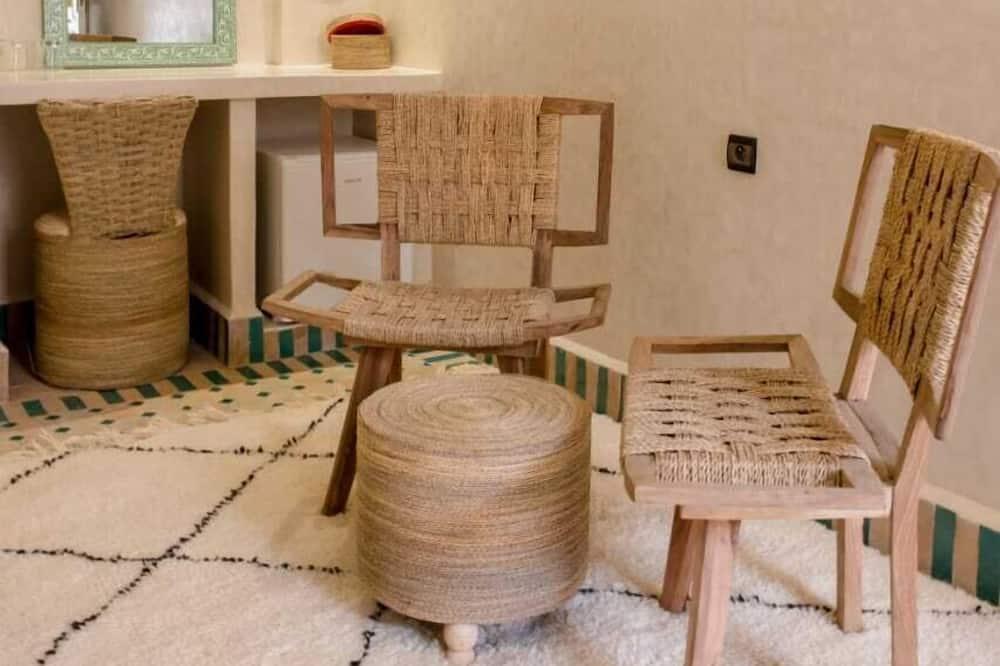 Kamar Double atau Twin Deluks - Area Keluarga