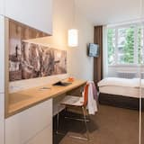 Business Single Room - Living Area