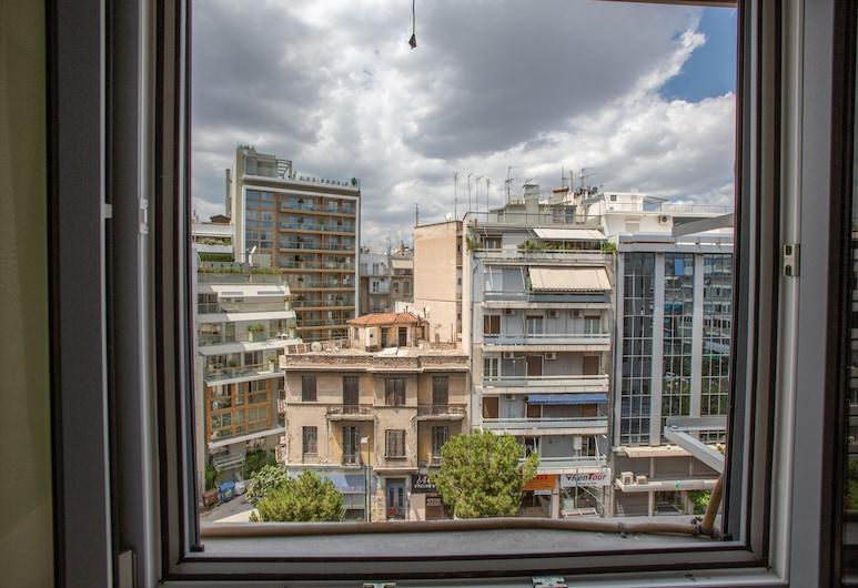 Athens Raise Acropolis Project, Atėnai, Elitinės klasės studija (1), Vaizdas iš kambario