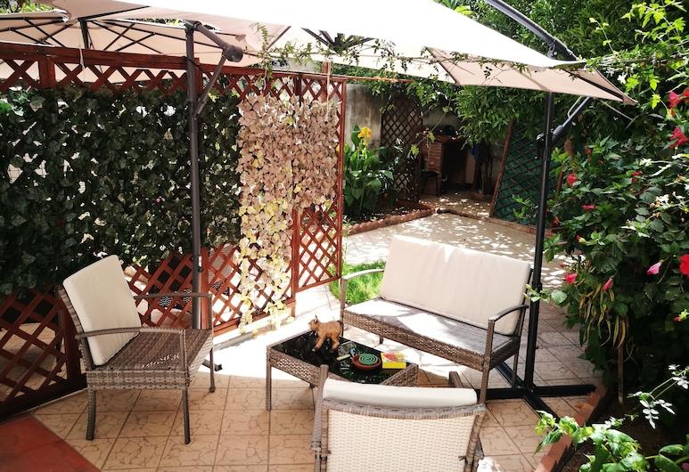 Bella Palermo, Palermo, Camera Deluxe con giardino Vucciria, Camera