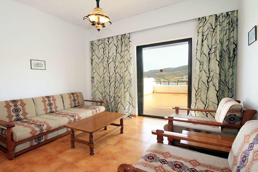 Apartamento clásico - Sala de estar
