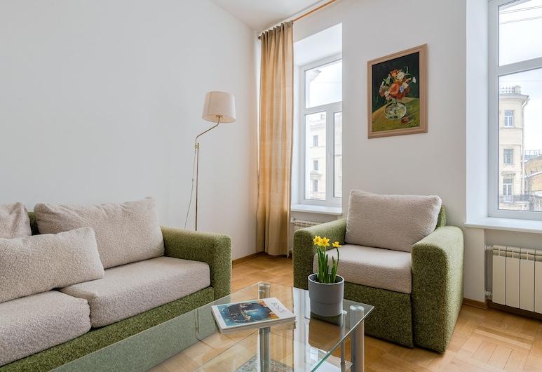 Welcome Home Apartments Griboedova 41, Skt. Petersborg, Lejlighed, Opholdsområde